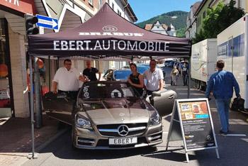 EBERT Eberbacher Frühlingsmarkt