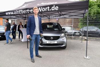 EBERT Waldhof Mannheim