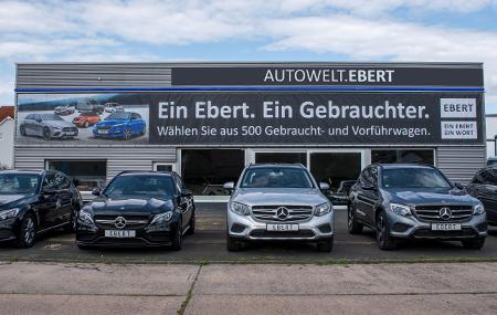 EBERT Michelstadt Gebrauchtwagen Standortbild