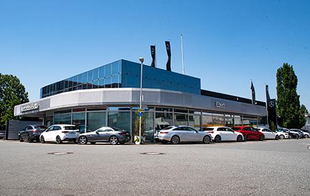 EBERT Michelstadt Mercedes-Benz Standortbild