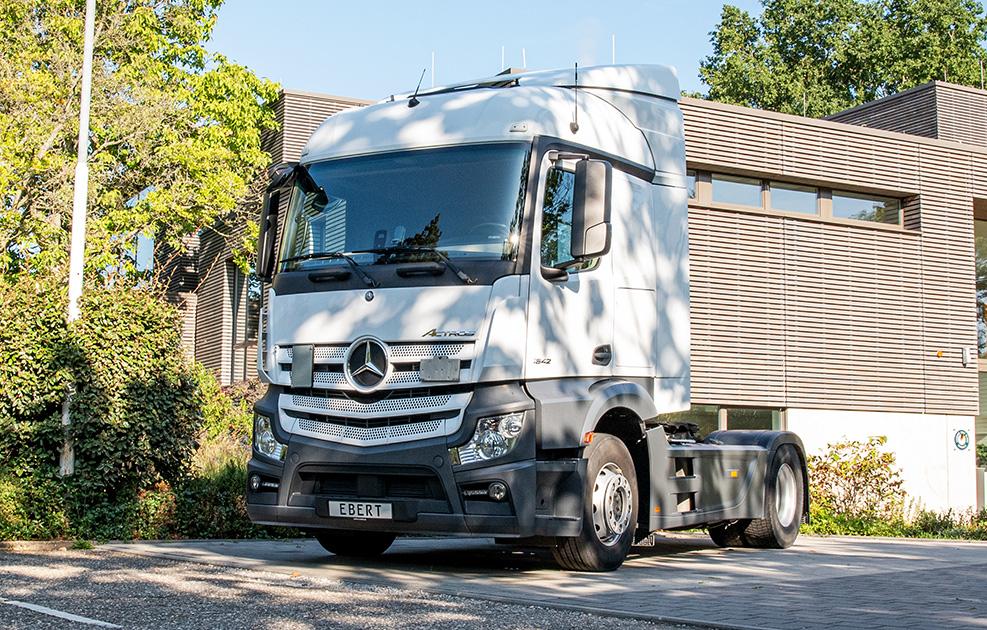 EBERT OPEN Mercedes-Benz Actros