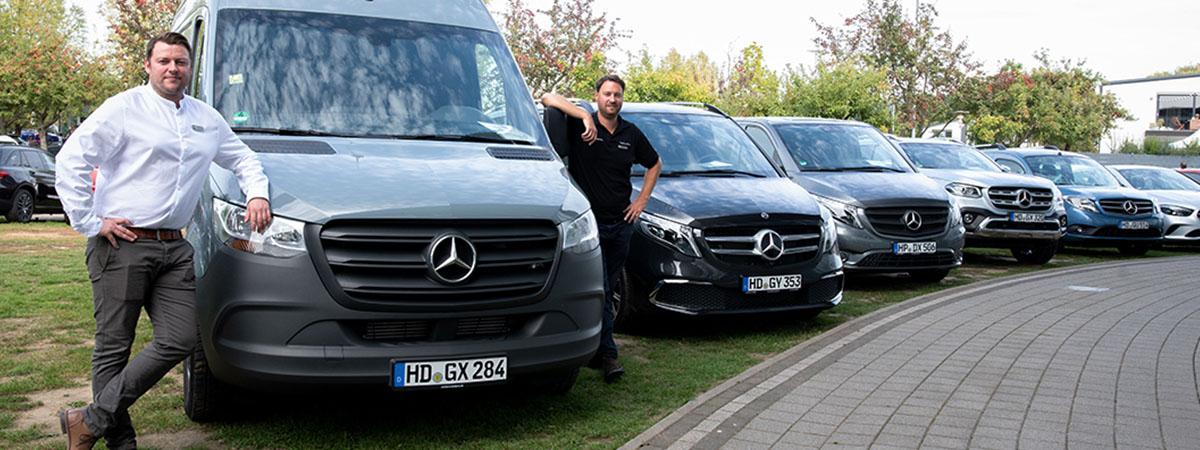 EBERT Mercedes-Benz Grosskunden