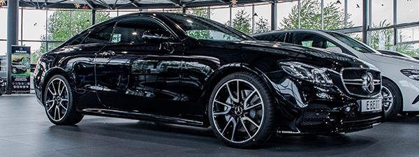 EBERT Mercedes-Benz E-Klasse Coupé