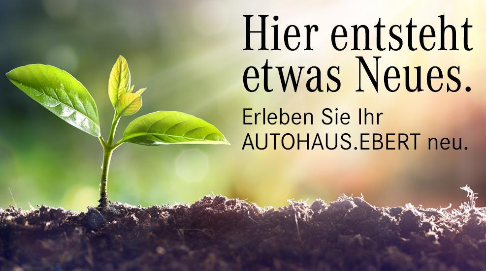 EBERT Mercedes-Benz Bensheim Umbau