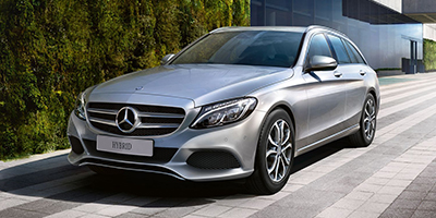 EBERT Mercedes-Benz C-Klasse Hybrid