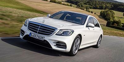 EBERT Mercedes-Benz S-Klasse Hybrid