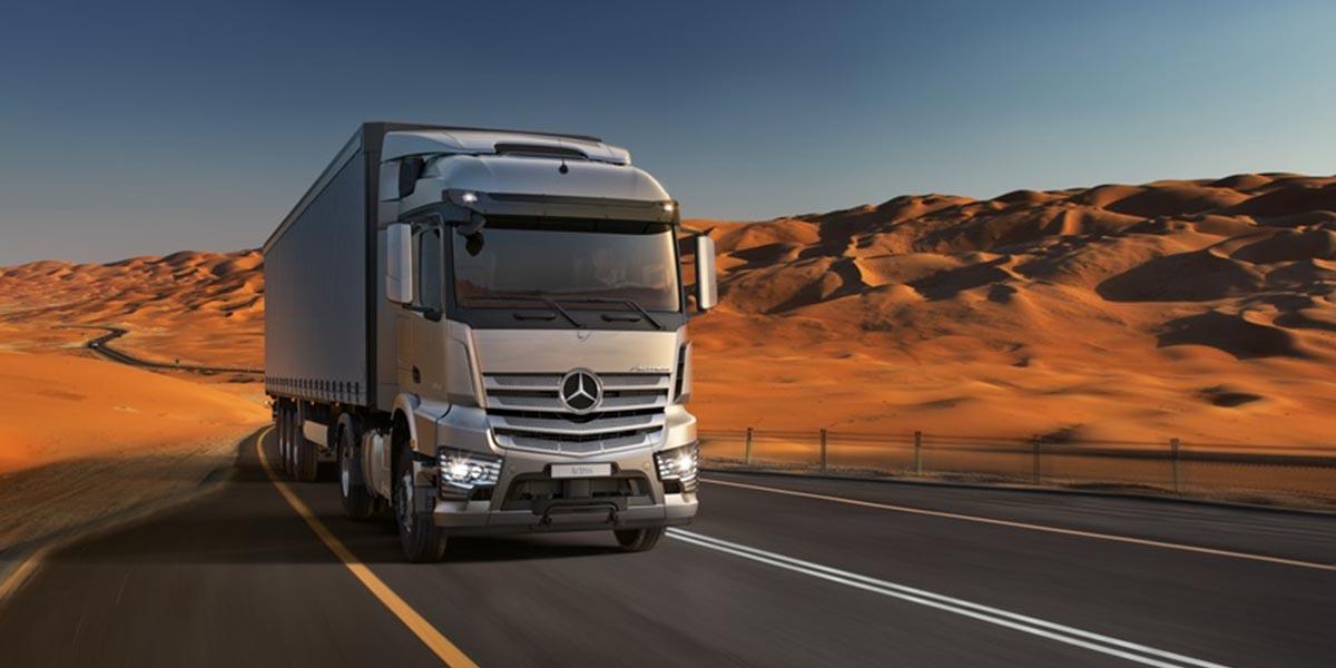 EBERT Mercedes-Benz Trucks Actros Fernverkehr