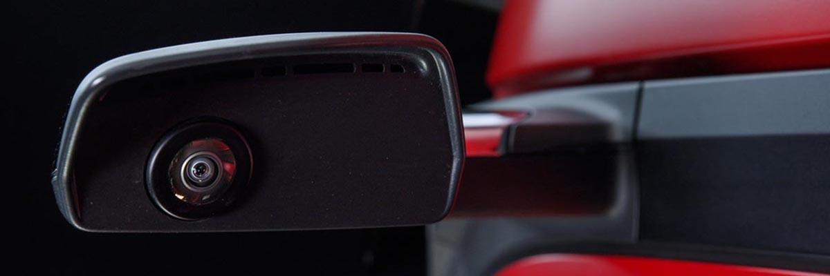 EBERT Mercedes-Benz Actros Mirror Cam Grosskunden