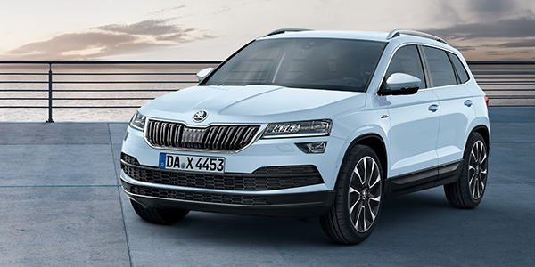 EBERT SKODA KAROQ small fleet