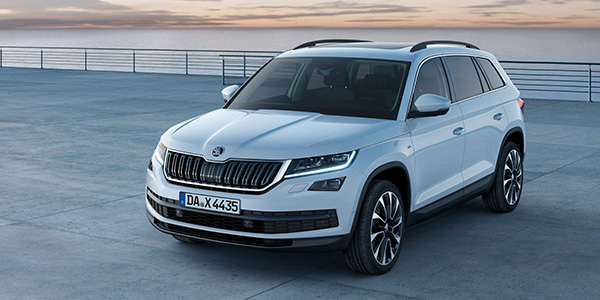 EBERT SKODA KODIAQ small fleet