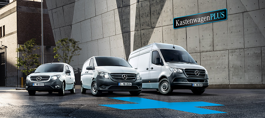 EBERT KastenwagenPlus Transporter