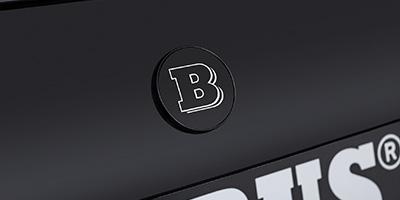 BRABUS Emblem Heckdeckel