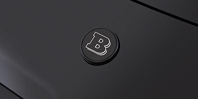 BRABUS Emblem Motorhaube