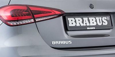 BRABUS Emblem Package Exterieur