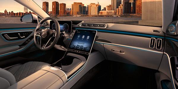 EBERT Mercedes-Benz S-Klasse