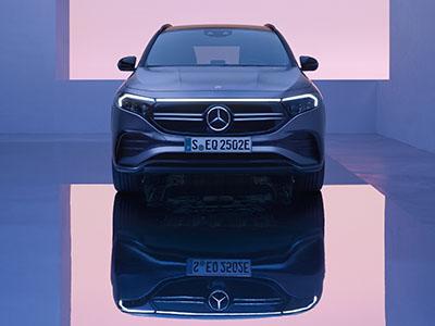EBERT Mercedes-Benz EQA