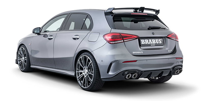 EBERT BRABUS BODY & SOUND PACKAGE