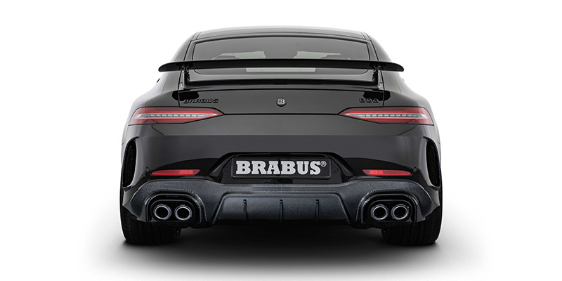 EBERT BRABUS Carbon Sound Package