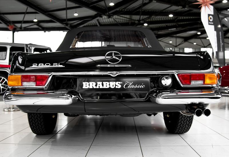 EBERT BRABUS Classic SL Pagode