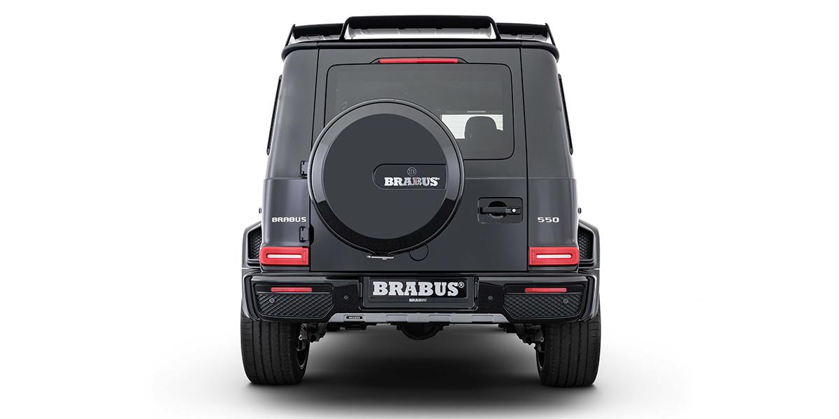 EBERT BRABUS G 350 - 500