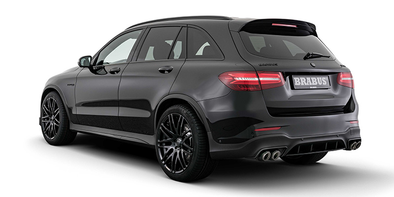 EBERT BRABUS Carbon Body Sound Package